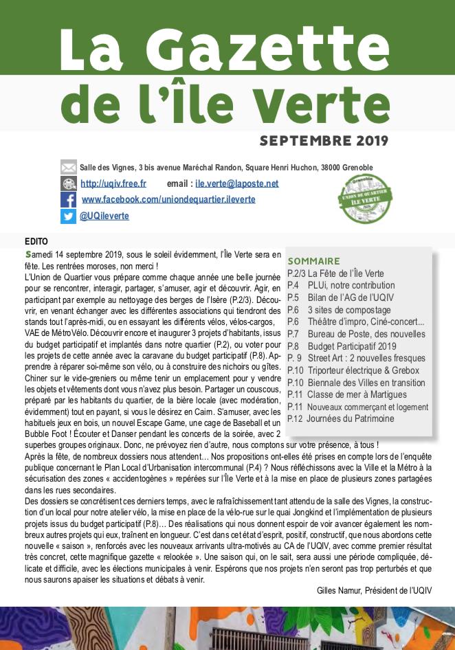 gazette-09-2019