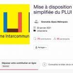 Contribution de l'UQIV à la modification simplifiée n°1 du PLUI