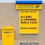 Tribune libre : Pétition pour le maintien des horaires des bureaux de poste grenoblois